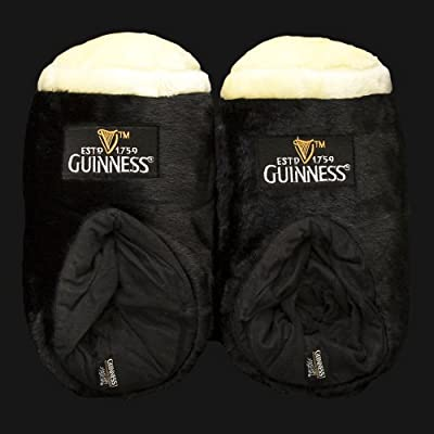 Guinness Pint Slippers