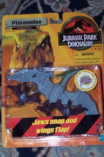 Jurassic Park Dinosaur Toys front-23086