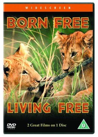 Born Free / Living Free [1966] [DVD] [2004]