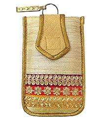 Bhamini Handbag (Gold) (S13006148G)