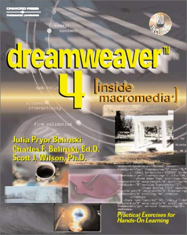 Dreamweaver 4:  Inside Macromedia