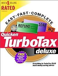 TurboTax Deluxe 2000 (PC)