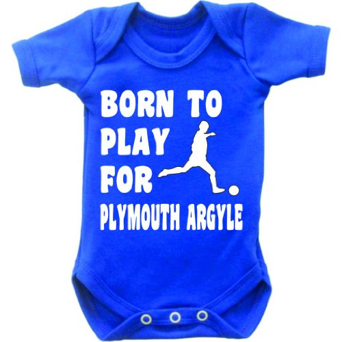 born-to-play-football-for-plymouth-argyle-short-sleeved-baby-bodysuit-romper-vest-grow-in-royal-blue