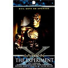 Jason X #2: The Experiment by Pat Cadigan