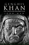 Genghis Khan (0593050444) by Man, John
