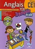 echange, troc Corinne Touati, Hélène Harris - Tremplin Anglais Ecole CE1 : 7/8 Ans (1CD audio)