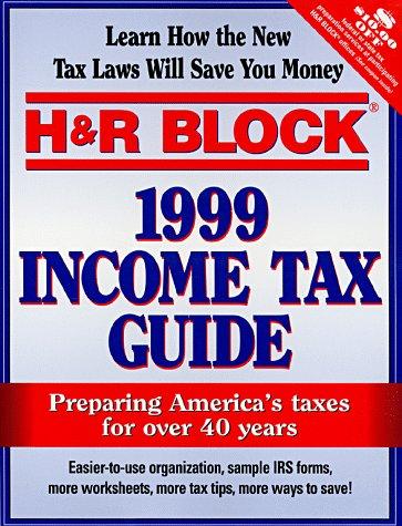 hr-block-1999-income-tax-guide