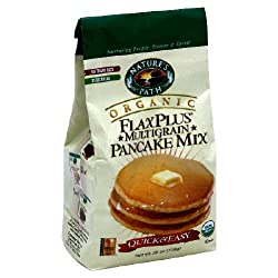 Nature's Path Multigrain Pancake Mix, 26-Ounce (Pack of 6)