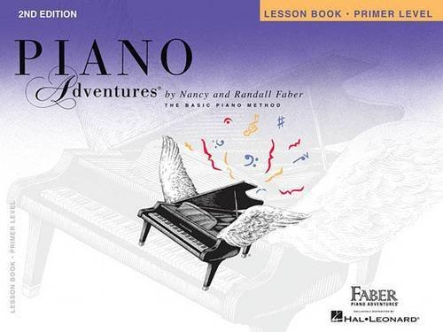 Piano Adventures Lesson Book, Primer Level