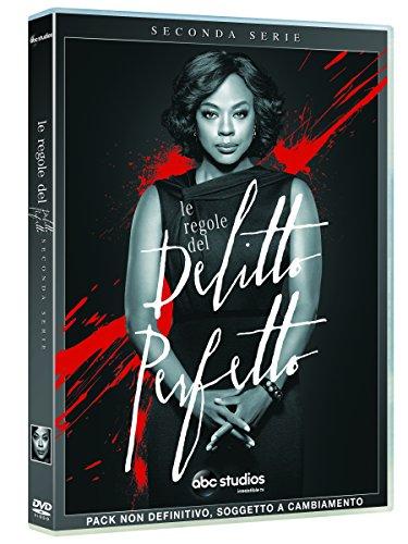 le regole del delitto perfetto - season 02 (4 dvd) box set dvd Italian Import