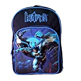 Warner Bros Batman Backpack - Boy's School Bag