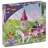 Lego Duplo Princess 4821 - Königliche Kutsche mit Pferd