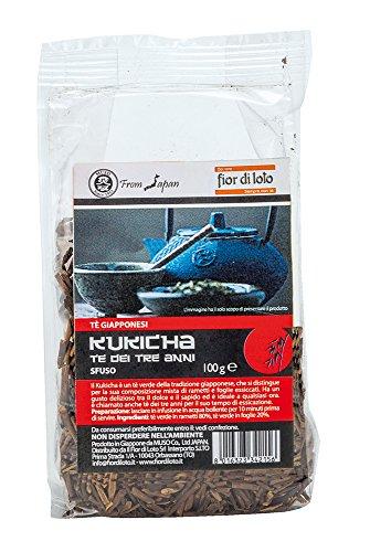Fior di Loto Tè Kukicha Sfuso - 100 gr