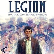 Legion | Livre audio Auteur(s) : Brandon Sanderson Narrateur(s) : Oliver Wyman