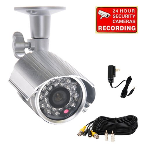 VideoSecu Day Night Vision Color CCD Infrared...