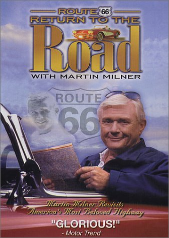 Route 66: Return to the Road with Martin Milner