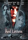 Red Letters [Import]