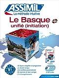 Le Basque Unifi� (Initiation) ; Livre + CD Audio (x3)