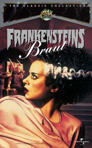 Frankensteins Braut - Monster Collection [VHS]