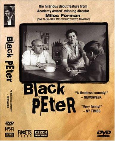 Cerny Petr / Черный Петр (1964)