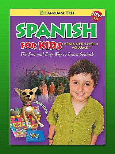 Spanish Beginner Level I, Vol. 1