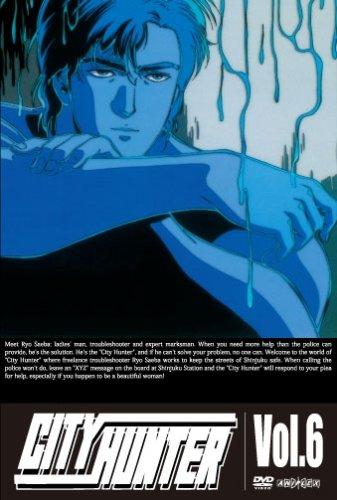 CITY HUNTER Vol.6 [DVD]