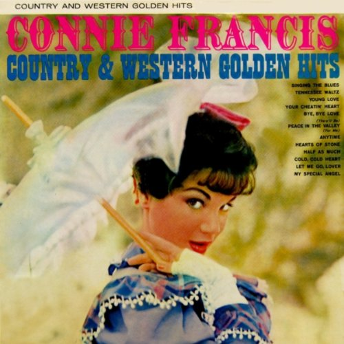 Connie Francis - Country Golden Hits - Zortam Music