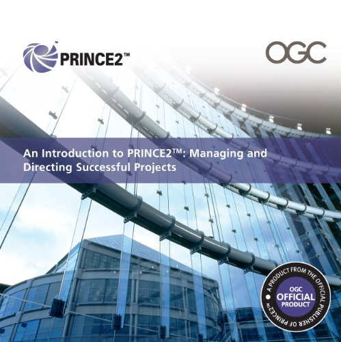 Cabinet Office - An Introduction to PRINCE2™