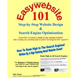 Easywebsite101: Step-By-Step Web Design and SEO By A High Ranking Retail Website Owner