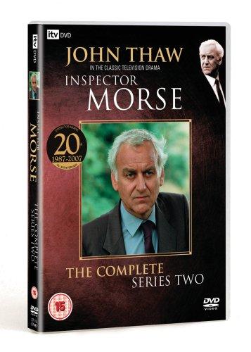 Inspector Morse - Series 2 [DVD]
