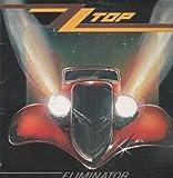 Zz Top ELIMINATOR LP UK WARNER BROS 1983