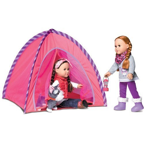 My Life As Camping Accessories for 18 Inch Dolls - 5 Piece Set