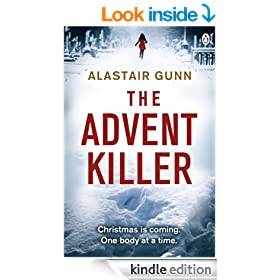 The Advent Killer (Antonia Hawkins 1)