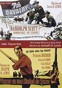 Pack: El Séptimo De Caballería + Terror En Una Ciudad De Texas [DVD]