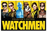 Watchmen Collectors Edition: Ultimate Cut + Graphic Novel [Blu-ray]