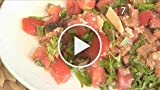How to Do Tomato and Anchovy with Bread Salad
