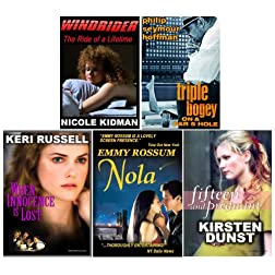 5 Movies Before They Were Famous: Nicole Kidman/Kirsten Dunst/Phil Hoffman/Emmy Rossum/Keri Russell
