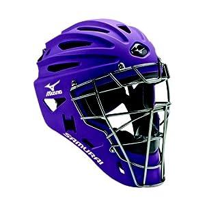 Buy Mizuno Samurai Catcher's Helmet G4 - Mens, Ladies, & Youth by BTS