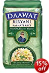 Daawat Biryani Basmati Rice, 1kg (with 20% extra inside the pack)