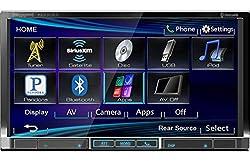 See JVC 2-DIN Car Stereo DVD Receiver Bluetooth 7