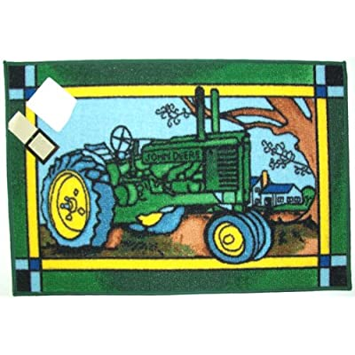 john deere tractor rug submited images