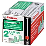 Ramguard ACQ Code Fastening Pin With Washers by Ramset
