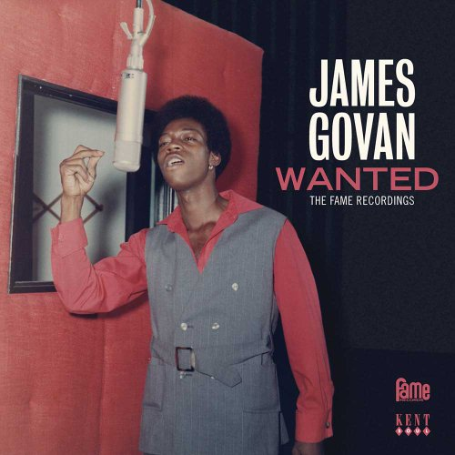 James Govan - Wanted: The Fame Recordings