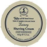 Taylor of Old Bond Street 150g St James Shaving Cream Bowl