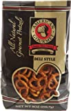 American Gourmet Mini Twist Pretzel, Buttered Flavored, 8-Ounce