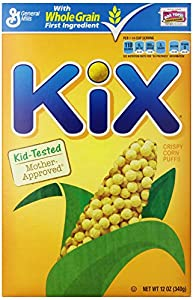 Kix Cereal, 12 oz