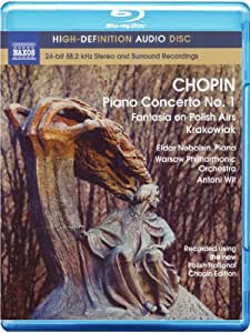 PIANO CONCERTO NO.1  (BLURAY A