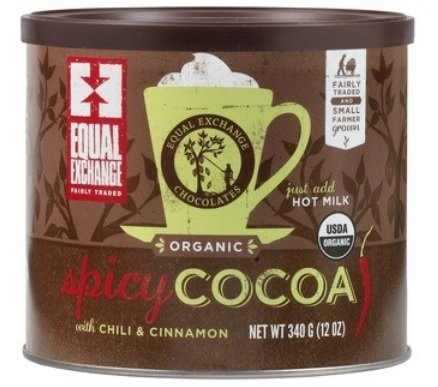 Equal Exchange Organic Spicy Hot Cocoa (Spicy Hot Chocolate compare prices)