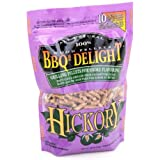 BBQ'rs Delight Hickory Wood Pellets 1lb Bag