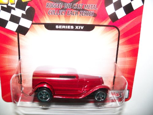 Speed Wheels 1932 Ford ~ Red (Series XIV)